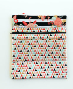 Piper Floral Planner Pouch
