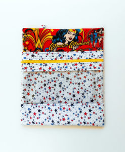 Wonder Woman All Over Planner Pouch
